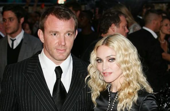 Madonna & Guy Ritchie – $92 Million
