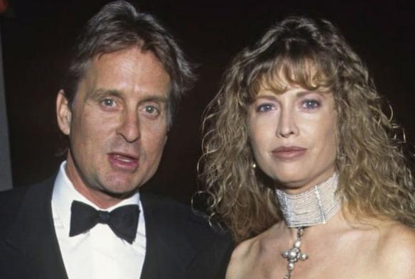 Michael & Diandra Douglas – $45 Million