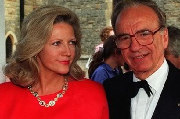 Rupert Murdoch & Anna Maria Torv – $1.2 Billion