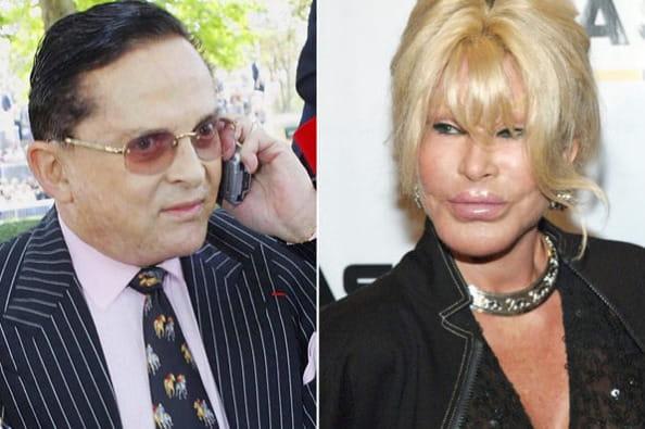 Alec & Jocelyn Wildenstein – $2.5 Billion