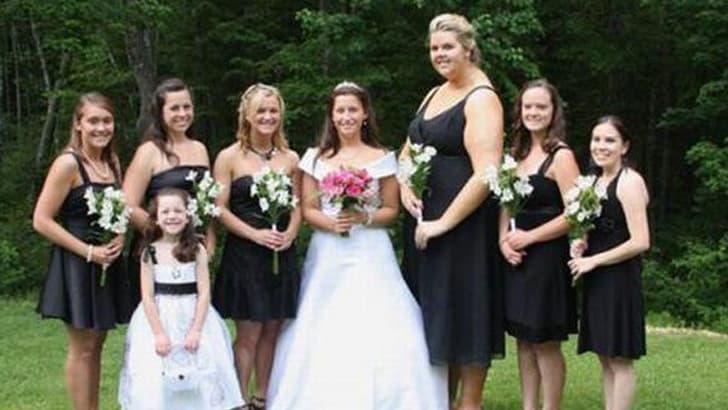 Die Gigantische Brautjungfer