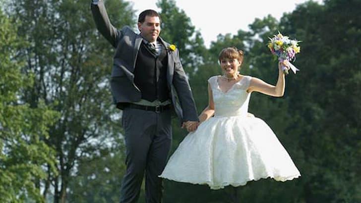 Die Schwebende Braut