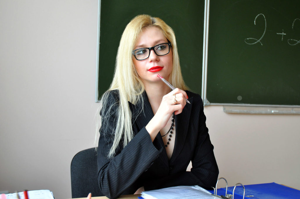 40 Professoras Fenomenais (E 40 Fatos Sobre Ensino)