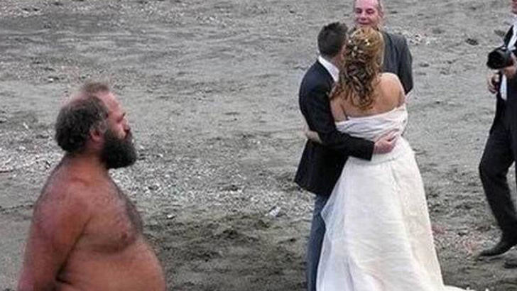 FKK Strand Hochzeit