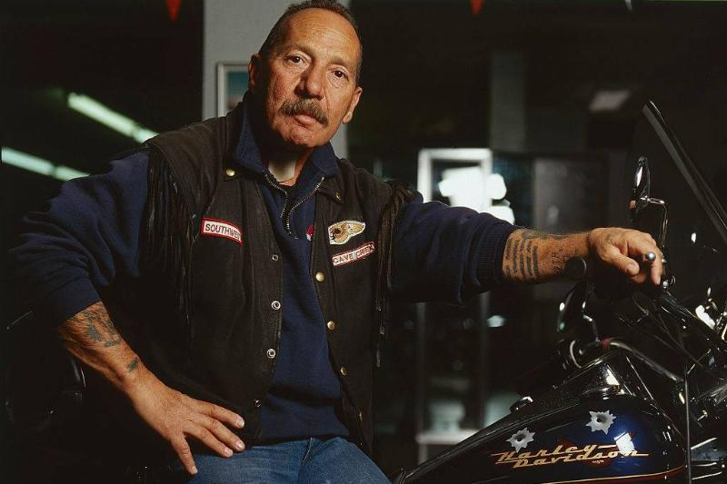 The Face Of The Hells Angels