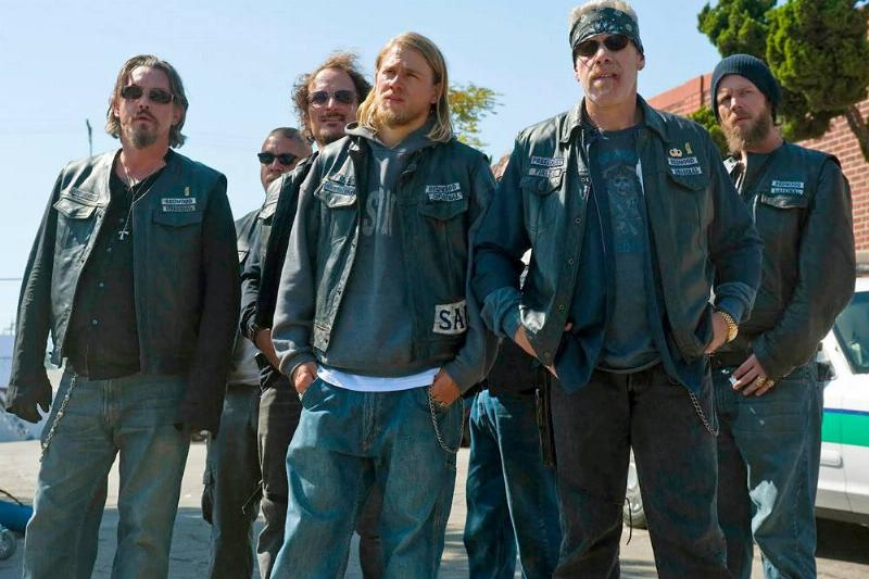Sons Of Anarchy Is Inspired By The Club