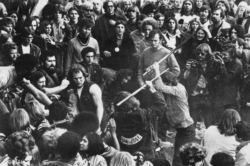 What Happened At The Altamont Concert
