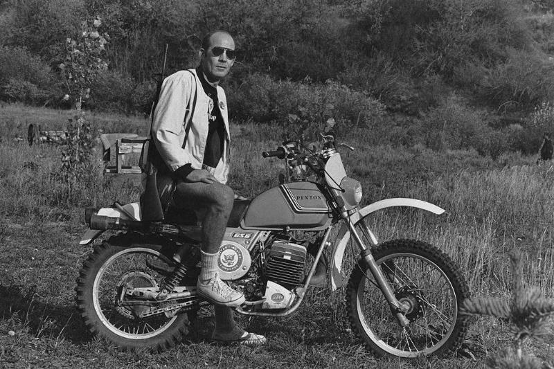 Their History With Hunter S. Thompson