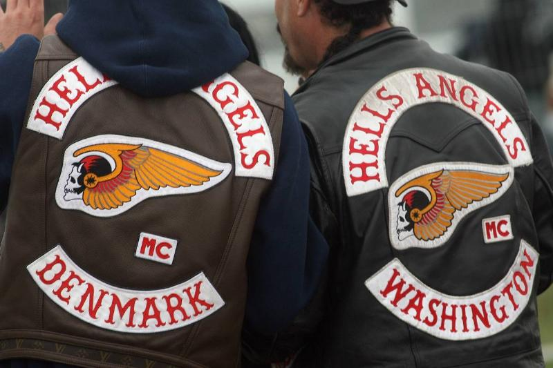 What The Hells Angels Wear
