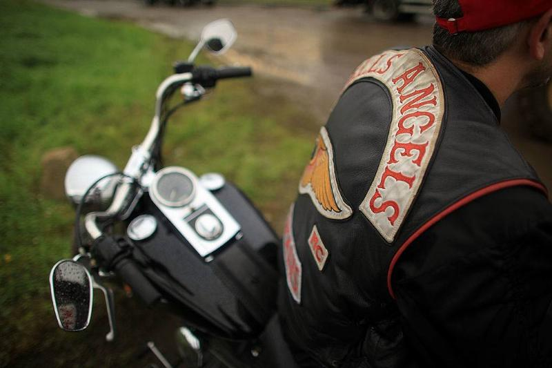 The Hells Angels And Harley Davidson