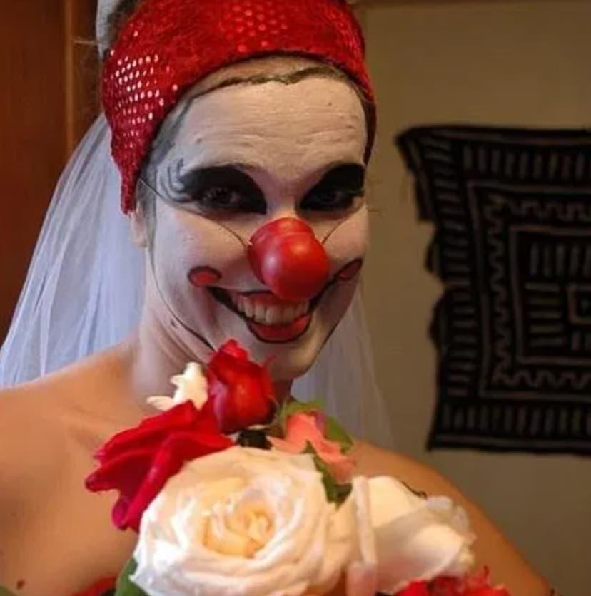 Herumalbern Wie Ein Clown
