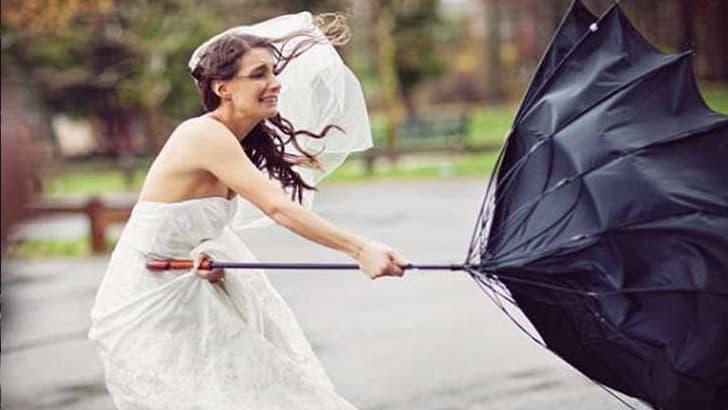 Eine Windige Hochzeit