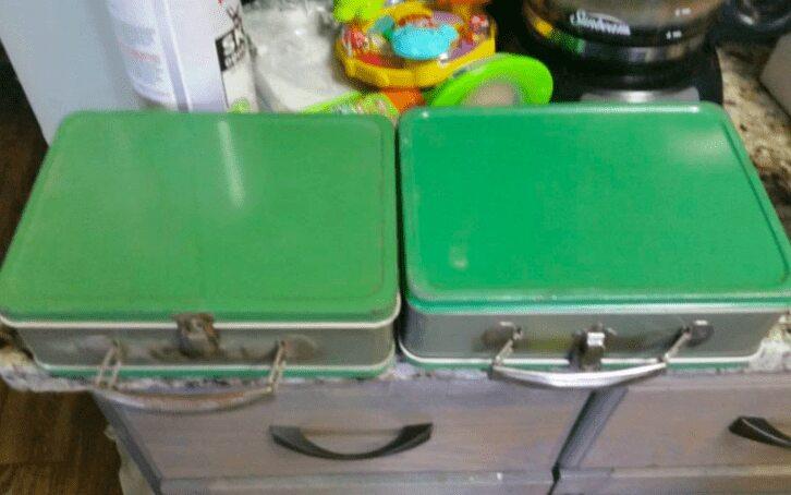 Geheimnisvoller Koffer