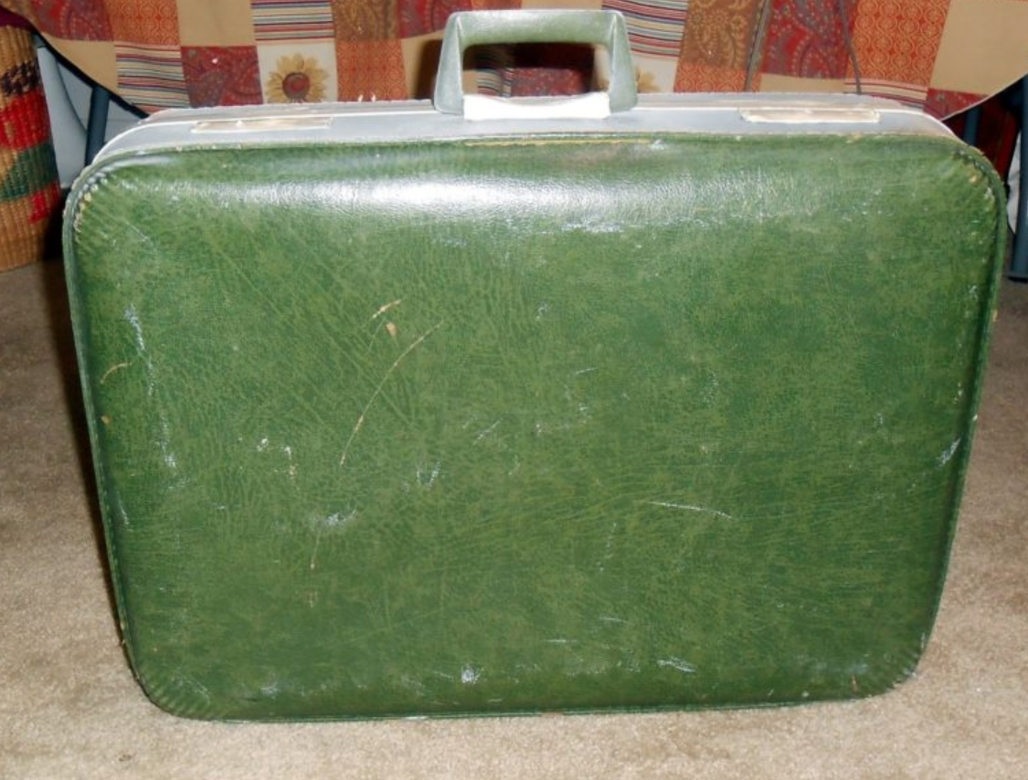Ein Schwerer Koffer