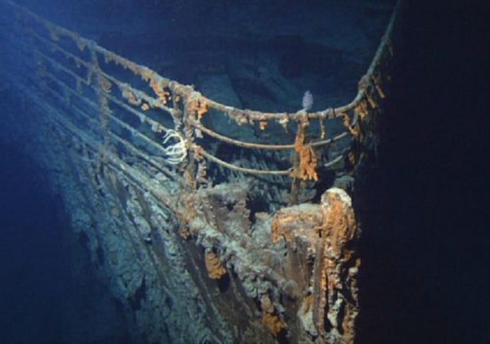La Scoperta Del Relitto Dell'RMS Titanic