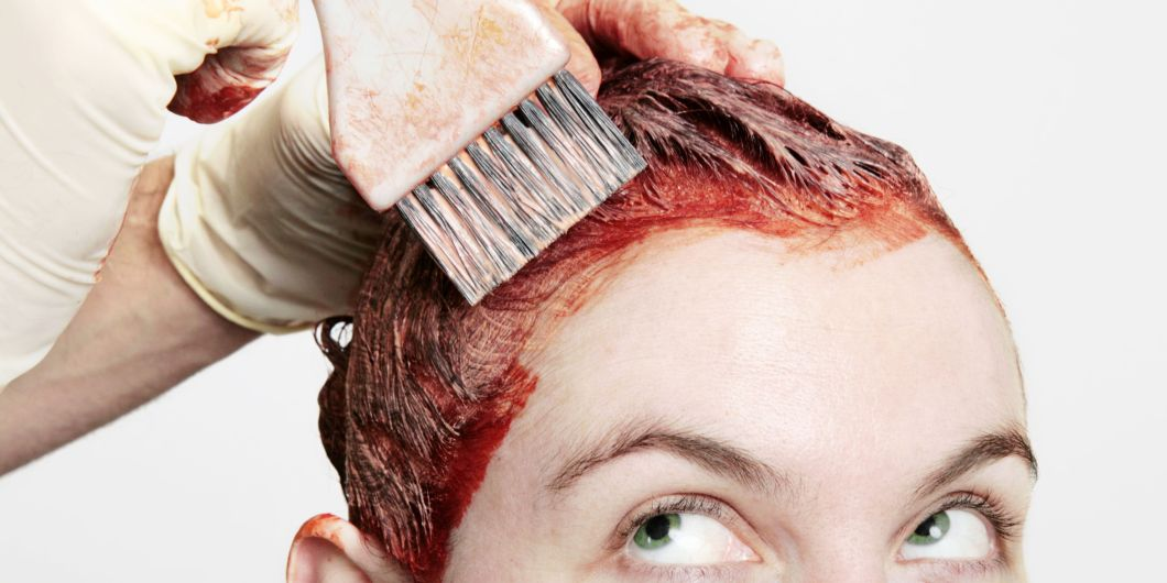 Keep Your Skin Safe From Hair Dye