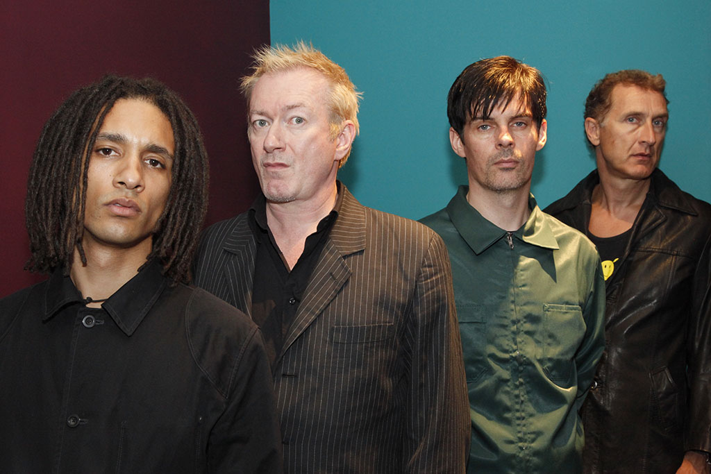 Gang Of Four Perform In London