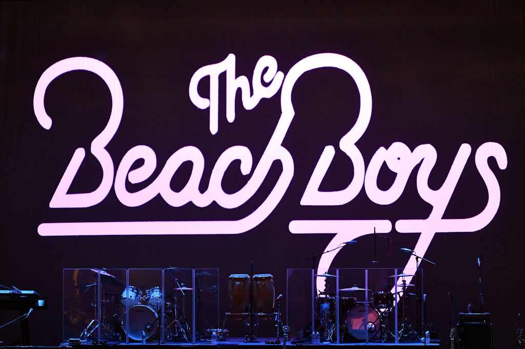 The Beach Boys Perform At Fred Kavli Theatre