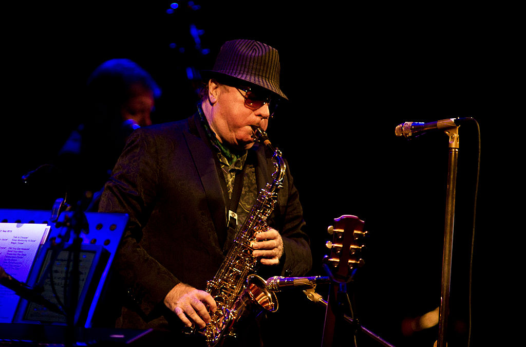 Van Morrison Performs In Amsterdam