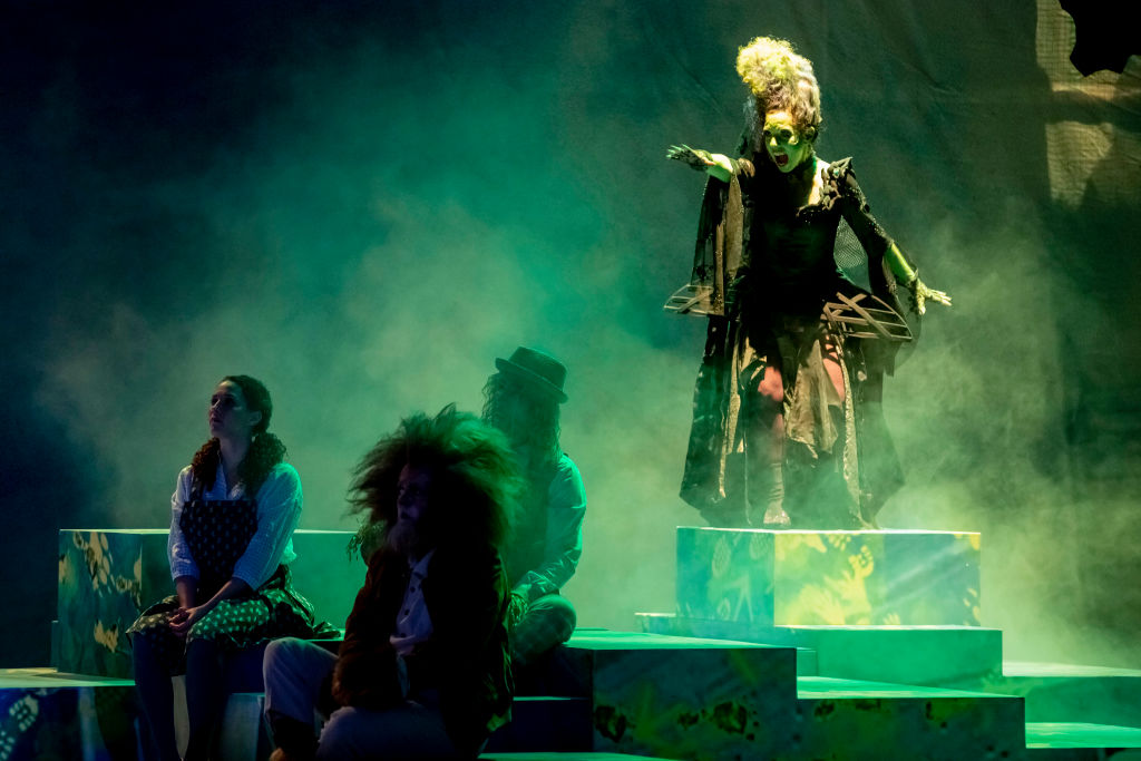 "The Komische Oper In Berlin: ""The Wizard Of Oz"""
