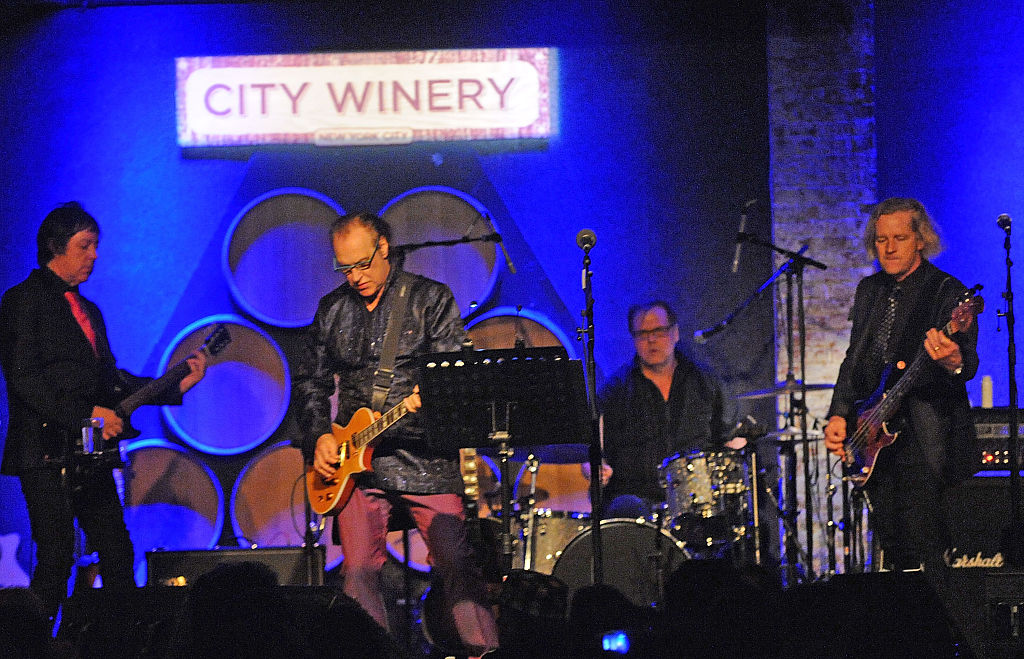 Dave Davies Of The Kinks Performs At City Winery