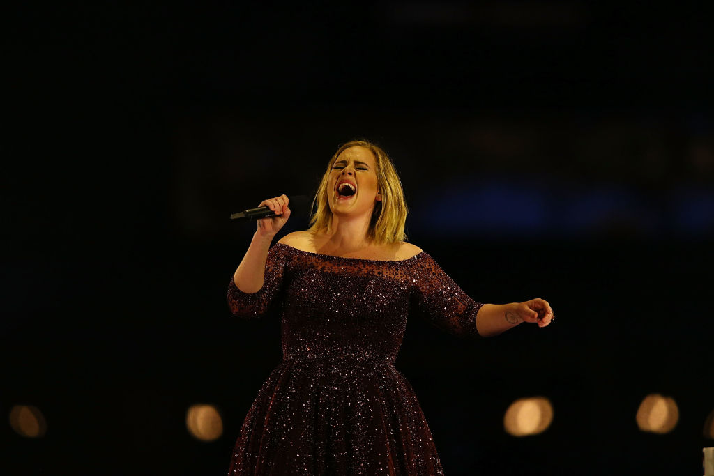 Adele Live 2017 Perth
