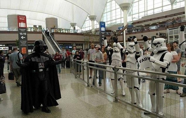 When Star Wars Fans Meet