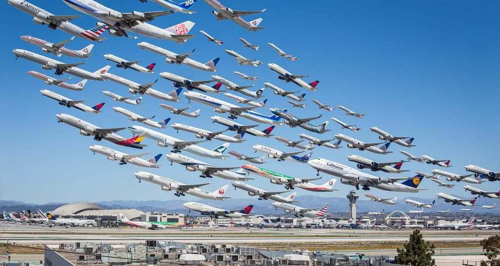 Too Many Airplanes