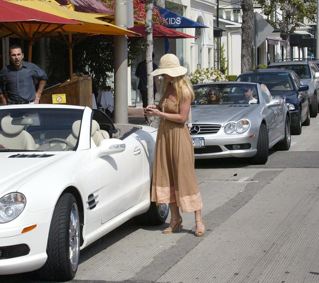 Britney Spears In L.A.