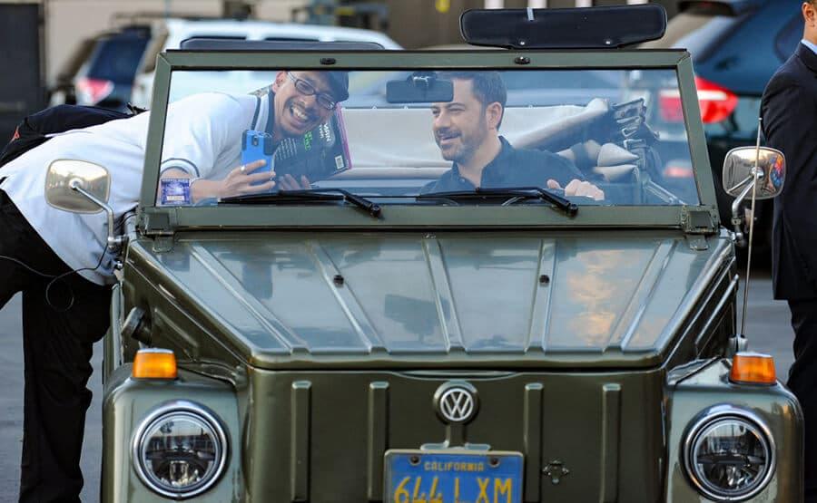Jimmy Kimmel's VW The Thing