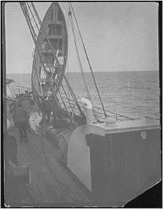 Le scialuppe di salvataggio