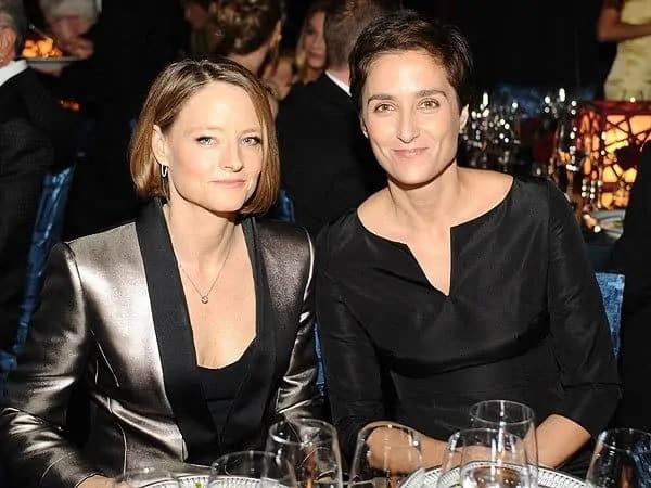 Jodie Foster Et Alexandra Hedison