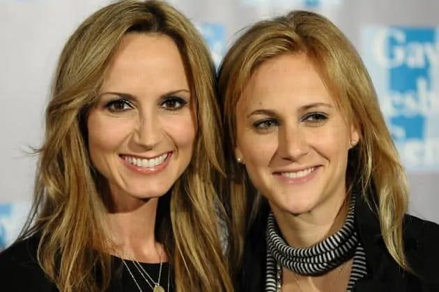 Chely Wright Et Lauren Blitzer