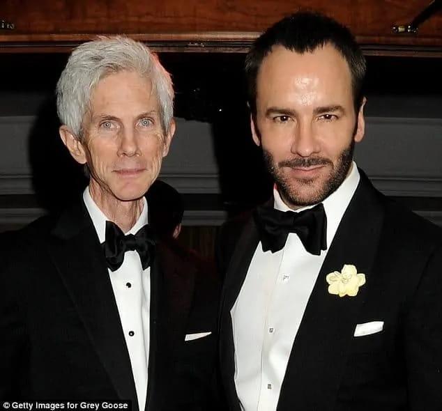Tom Ford Et Richard Buckley