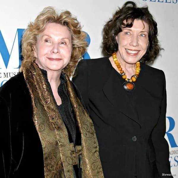Lily Tomlin Et Jane Wagner