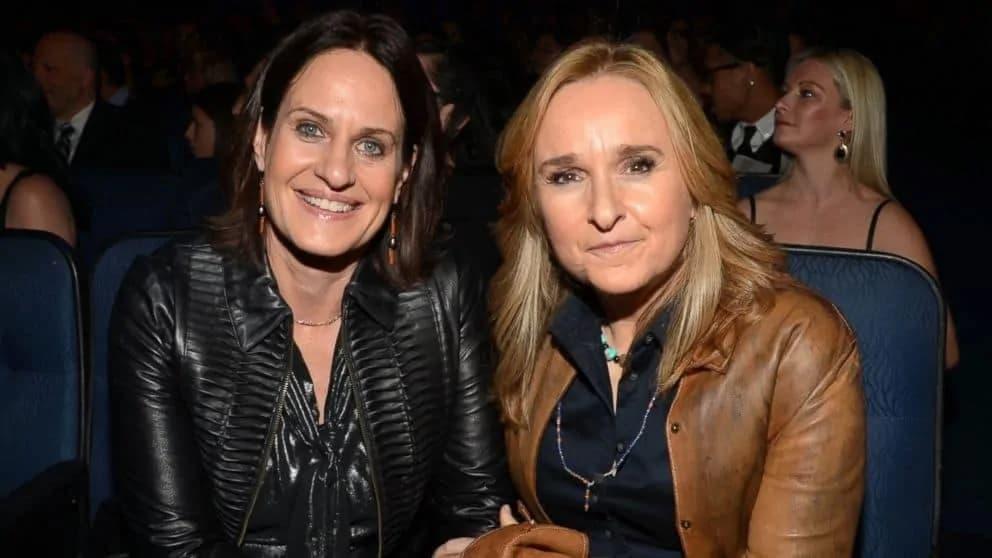 Melissa Etheridge Et Linda Wallem