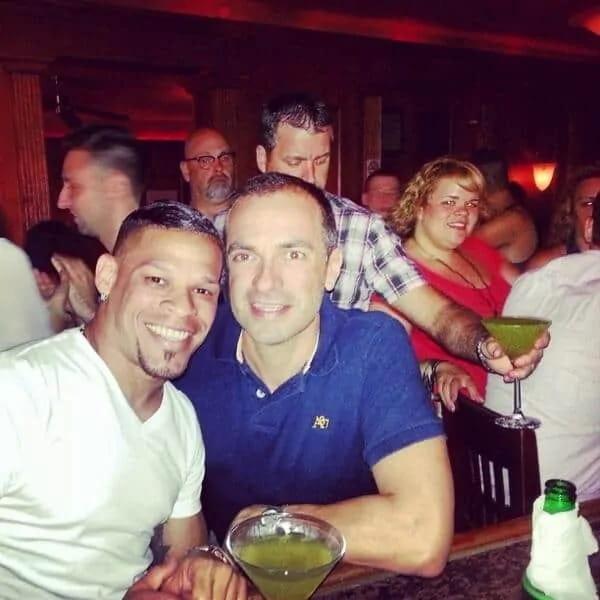 Orlando Cruz Et Jose Manuel Colon