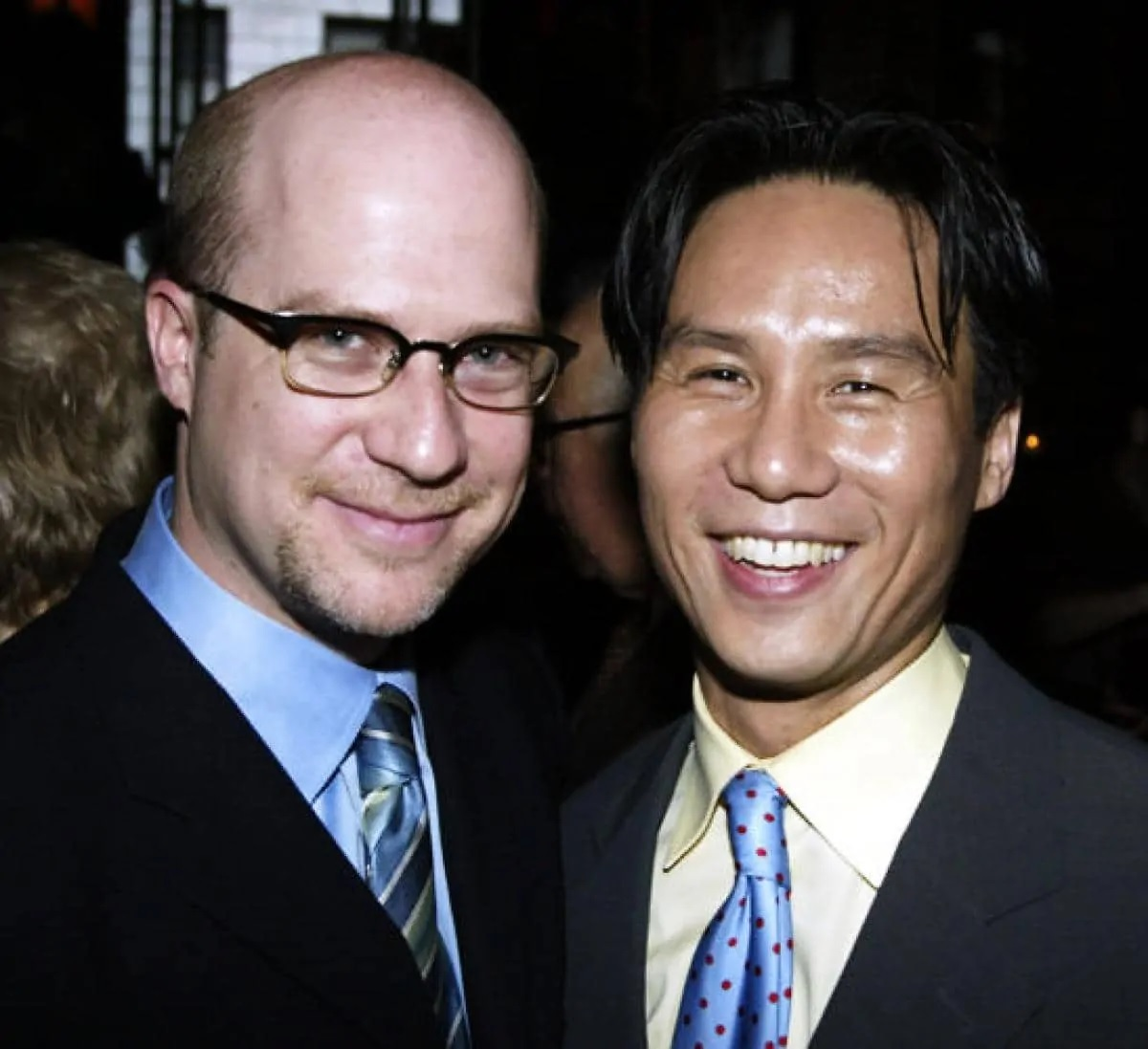 BD Wong Et Richie Jackson