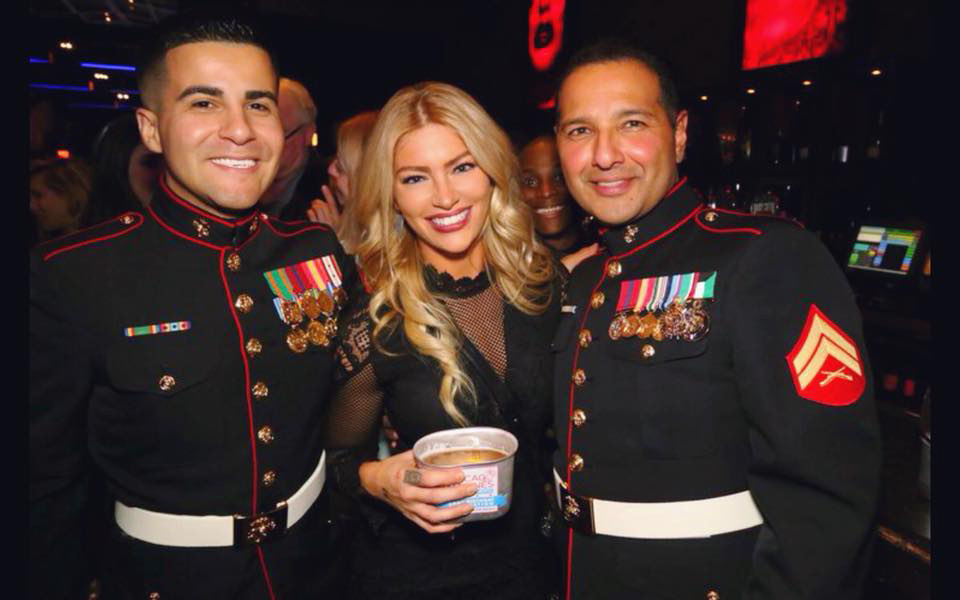 Working With Military Charities