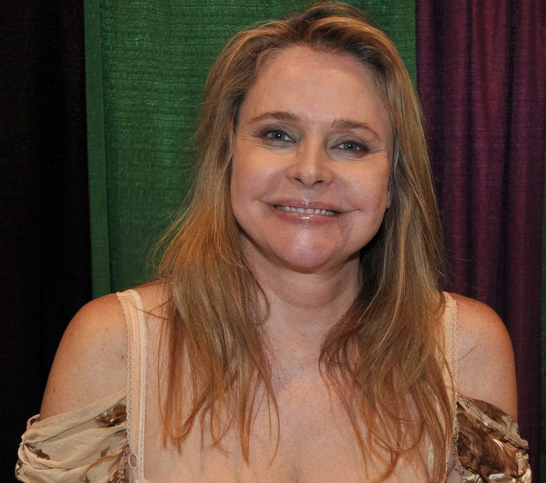 Priscilla Barnes – Now