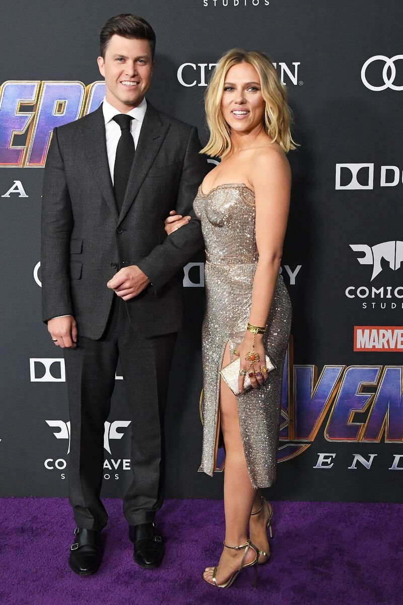 "Scarlett Johansson 5'3"""