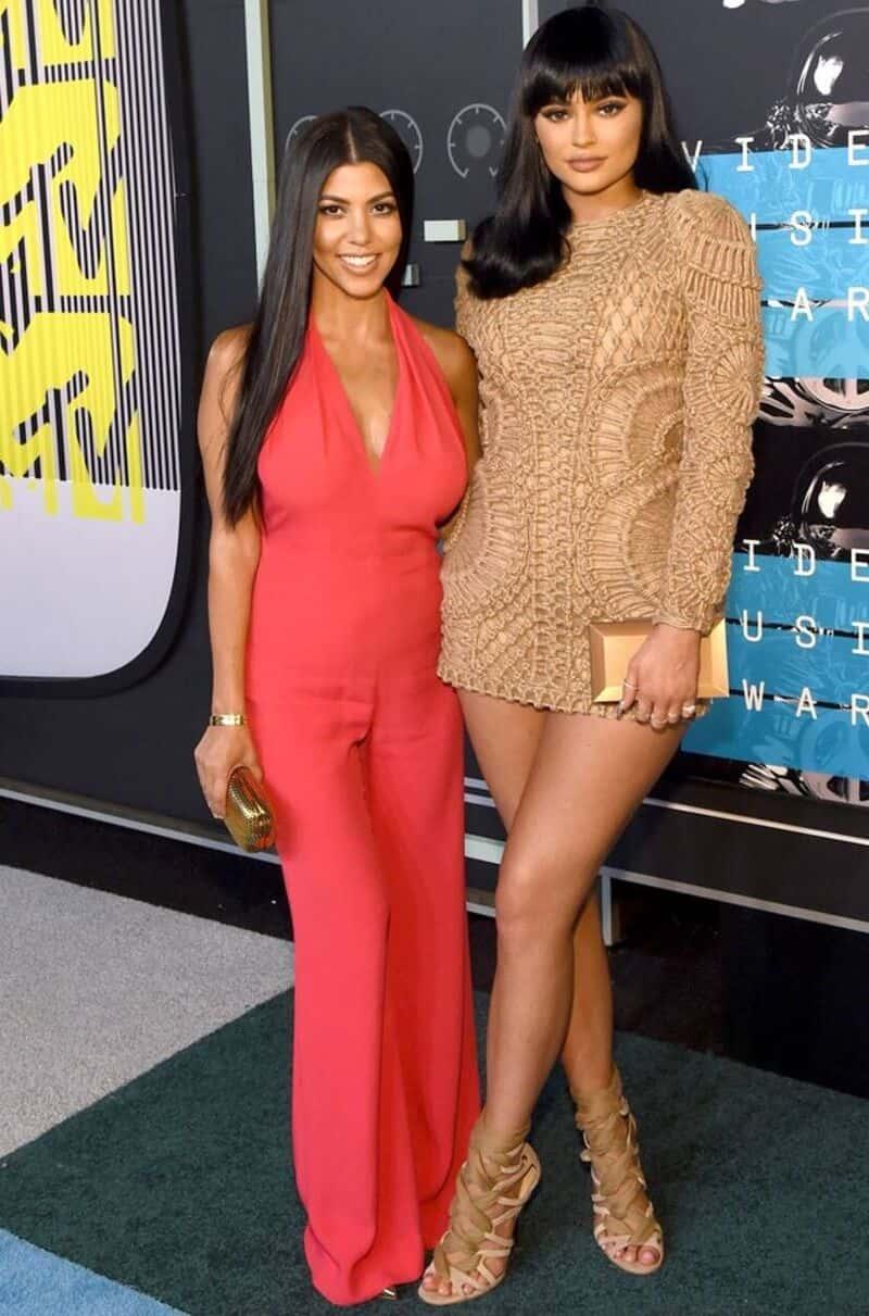 """Kourtney Kardashian 5'0"""""""