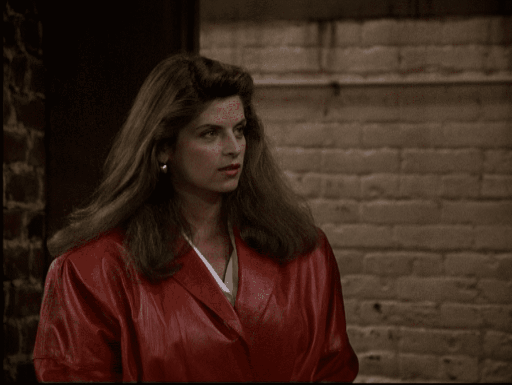 Kirstie Alley – Then