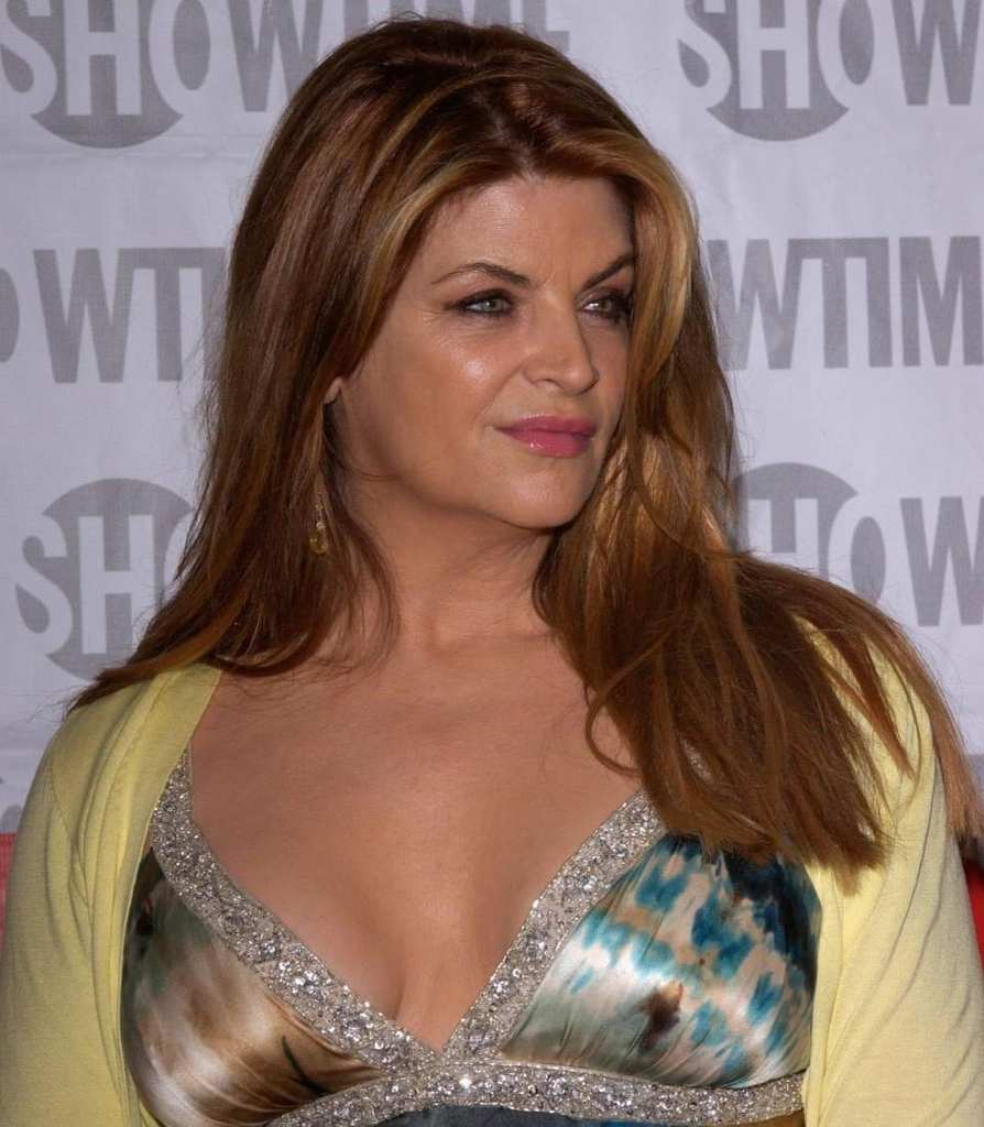 Kirstie Alley – Now