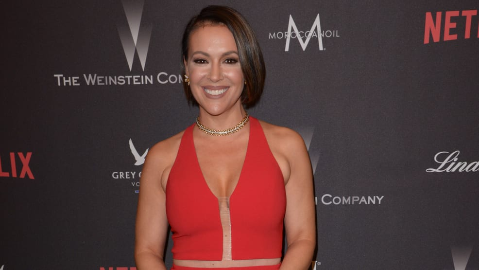 Alyssa Milano – Now