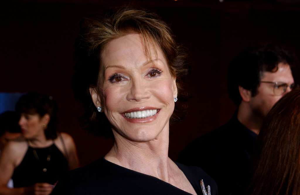 Mary Tyler Moore – Now