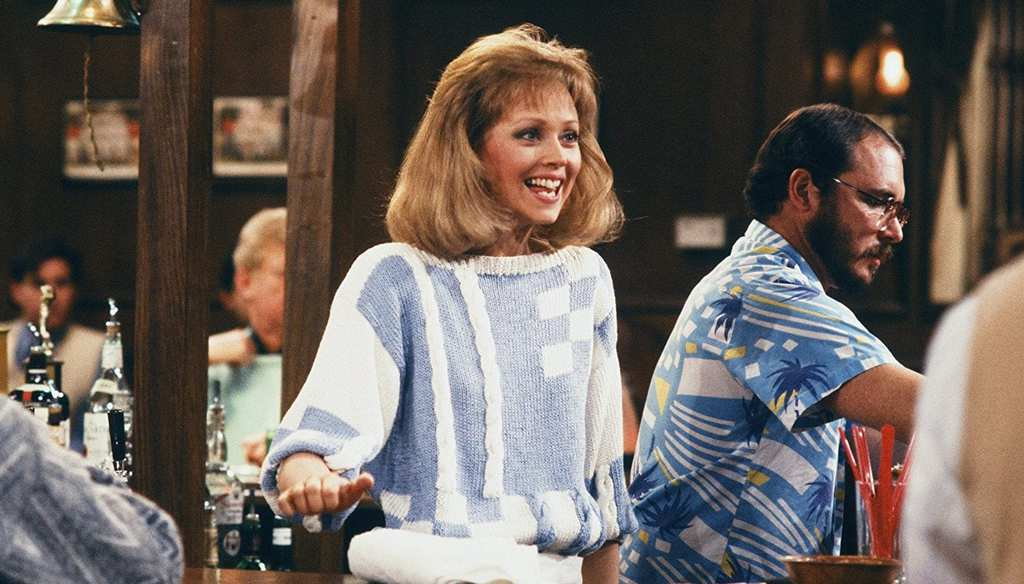 Shelley Long – Then