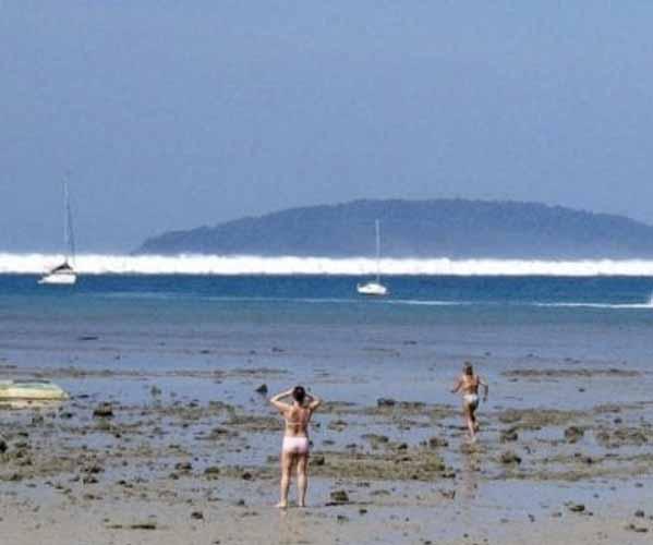 Vigile El Nivel Del Mar