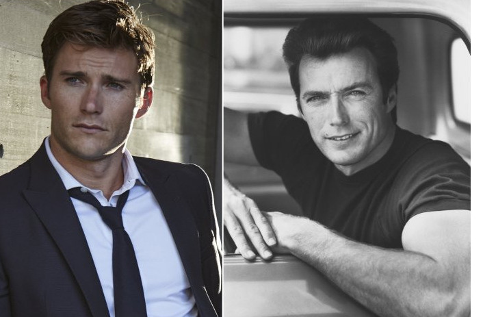 Scott Eastwood Clint Eastwood