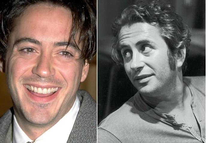 Robert Downey Jr Robert Downey Sr